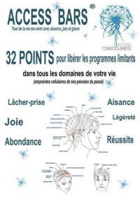 Formation(s) Access Bars® à Montpellier (26 juillet-16 août 2016)